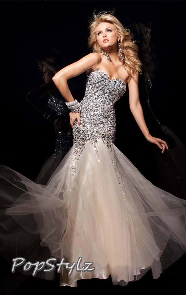 Tony Bowls Mermaid Dress 113720
