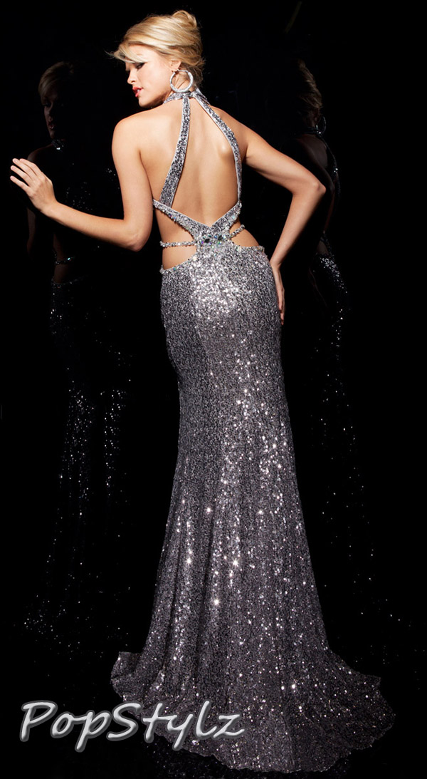 Tony Bowls Paris Spring 2013 Dress TB113708