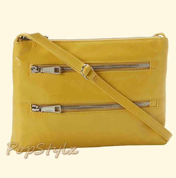 HOBO Mara VI Sunflower Cross Body Leather Handbag
