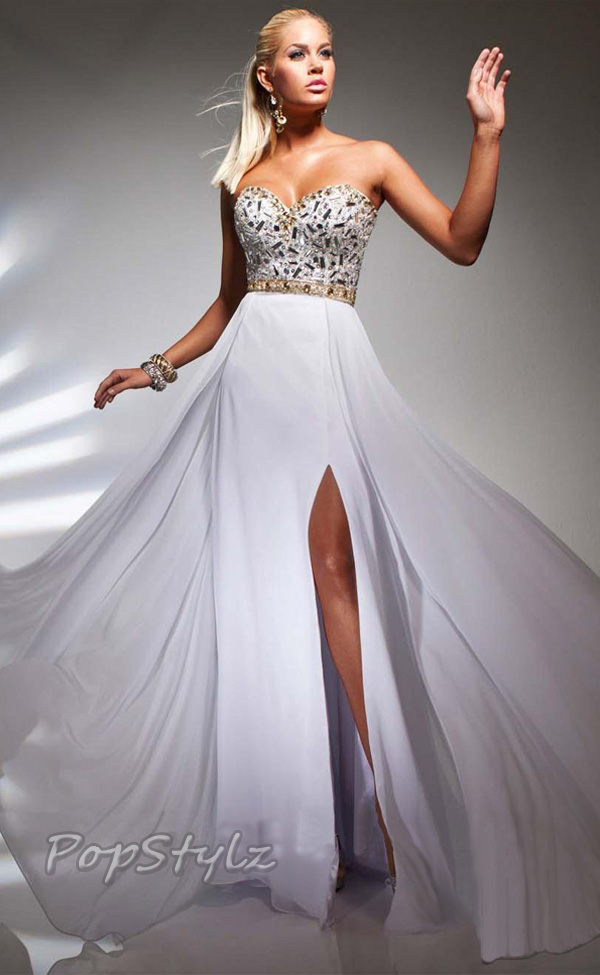 Tony Bowls Le Gala Spring 2013 TB113503 Dress