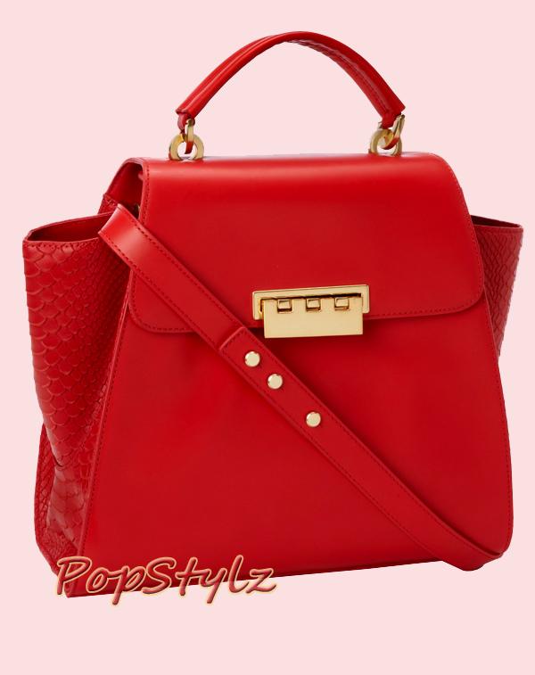 Z Spoke Zac Posen Poppy Eartha ZS1411 Satchel Handbag