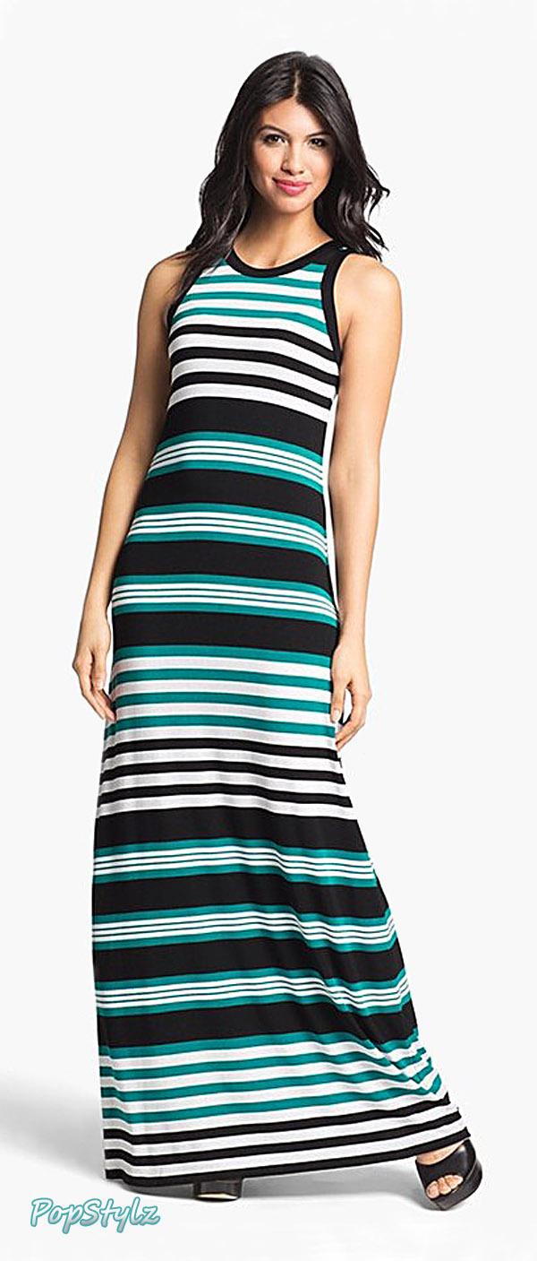 Karen Kane Malibu Pier Maxi Dress