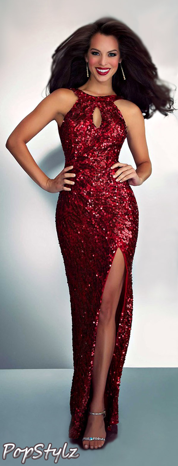 Mac Duggal 3434T Dress