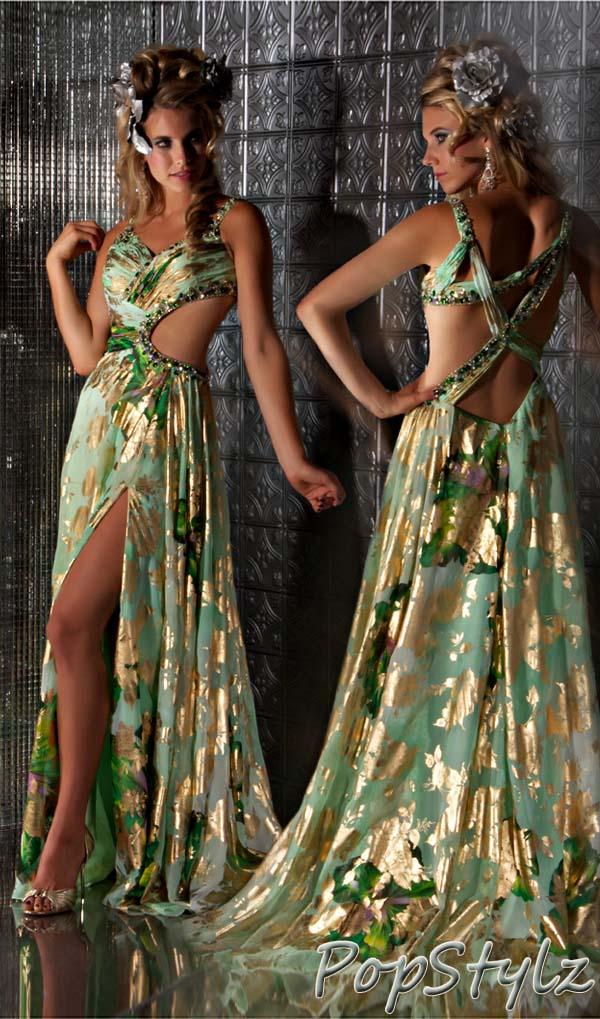 Mac Duggal 50020M Gown