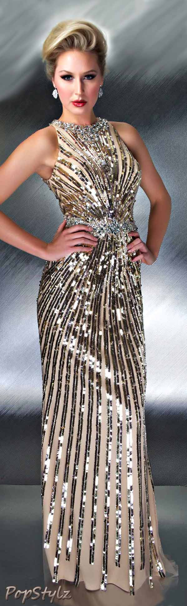 Mac Duggal 85127D Dress