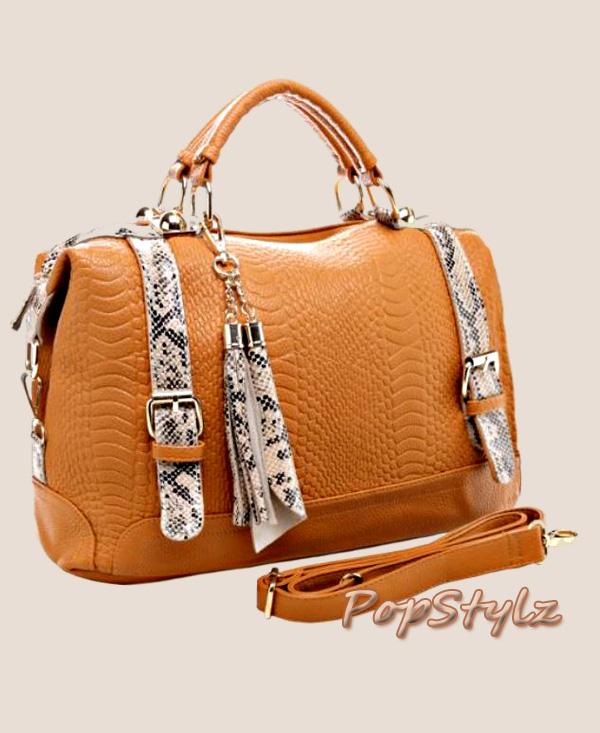 MG Collection Tamra Handbag