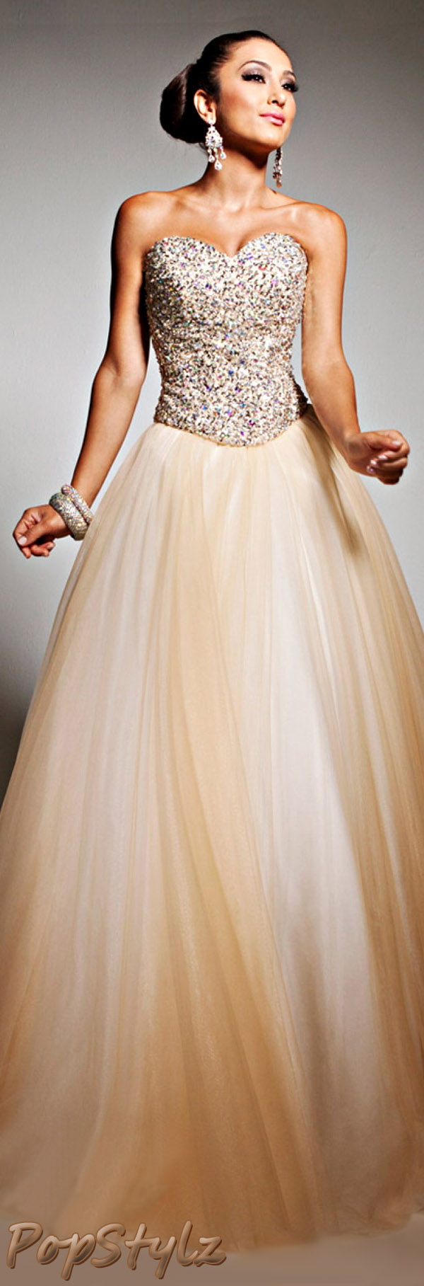 Tony Bowls TB113541 Dress