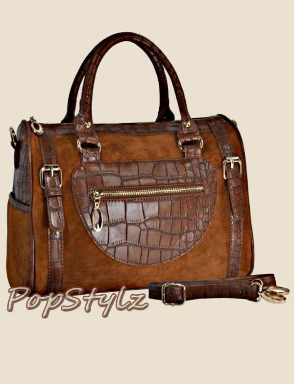 MG Collection Brandi Handbag