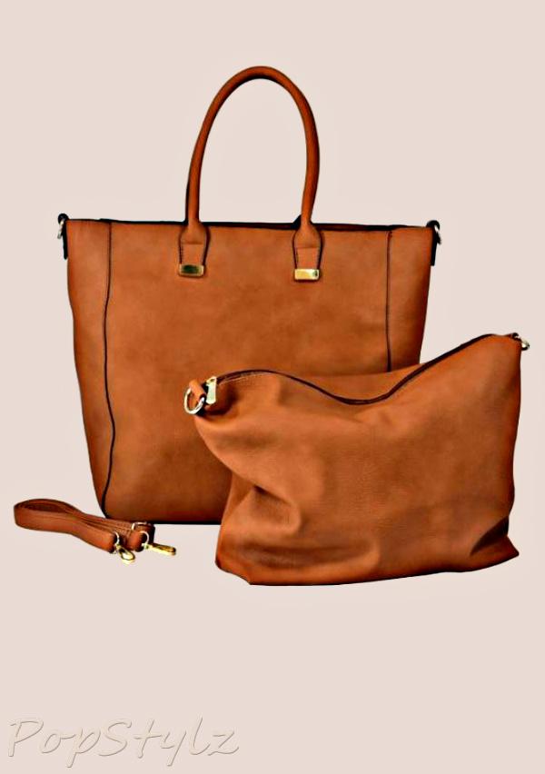 MG Collection PENELOPE Handbag