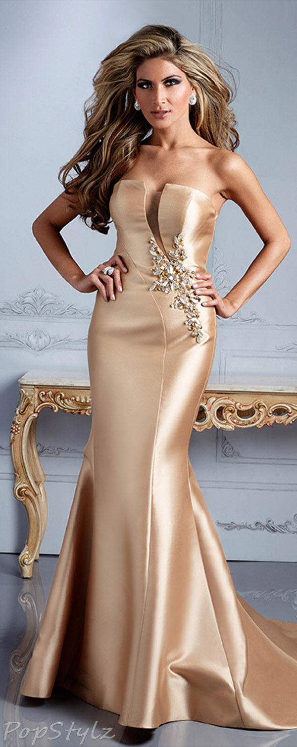Terani Couture E2125 Evening Fall 2013 Dress