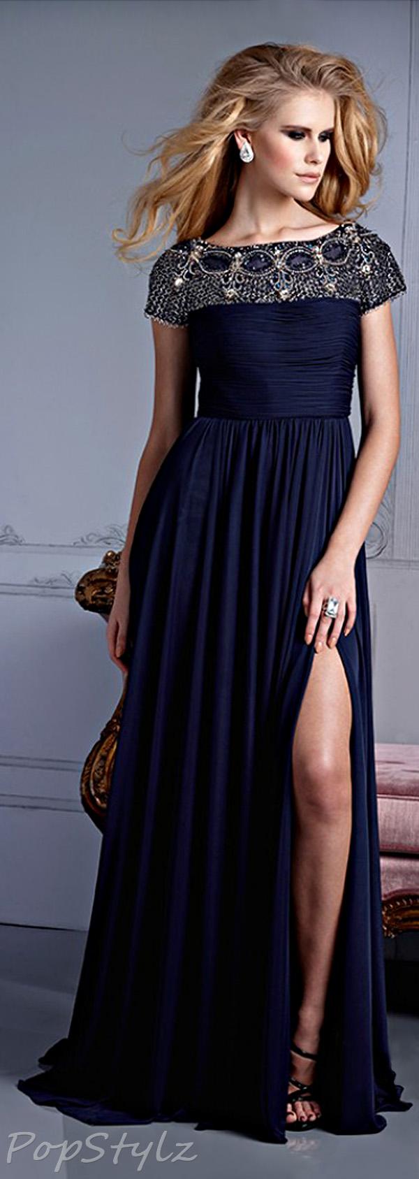 Terani Couture M2214 Evening Fall 2013 Dress