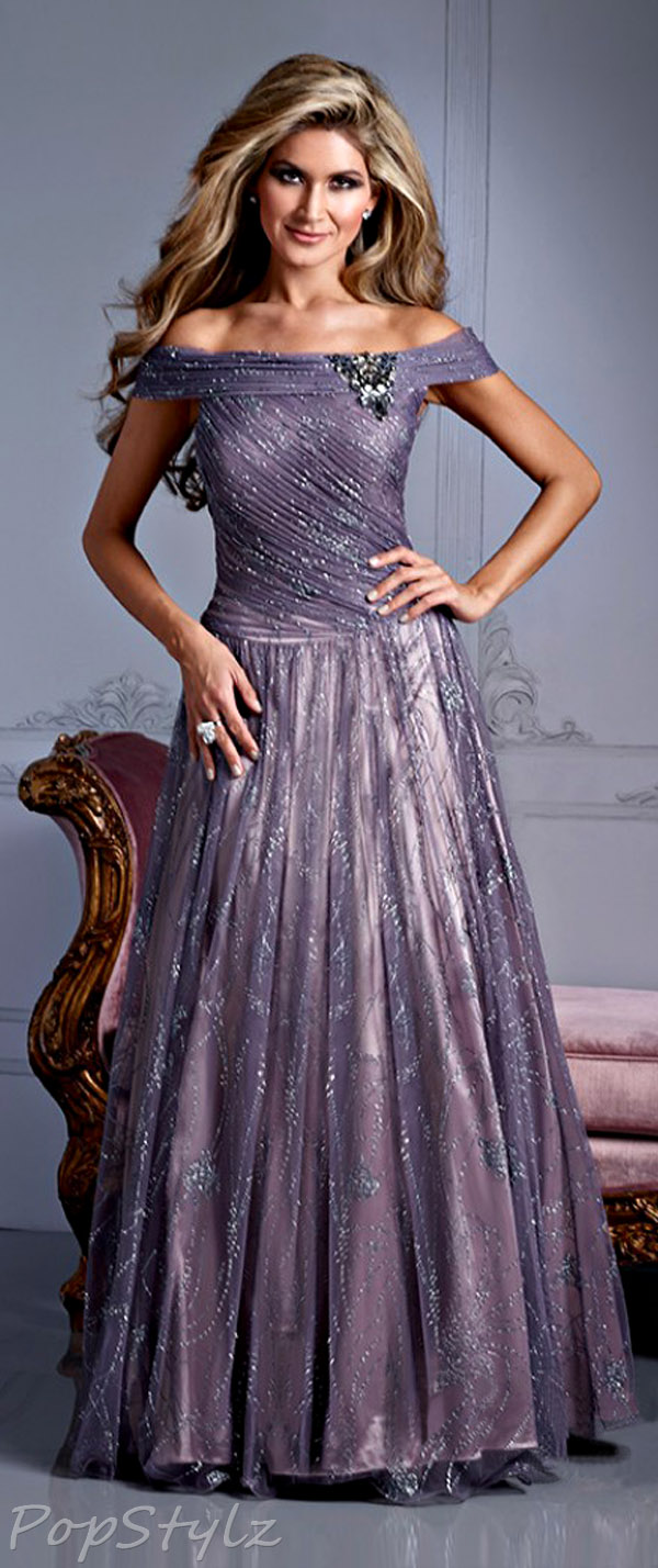 Terani Couture M2236 Evening Fall 2013 Dress