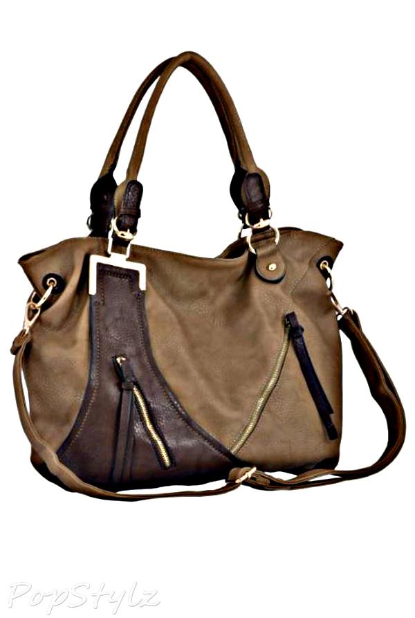 MG Collection Guen Hobo Handbag