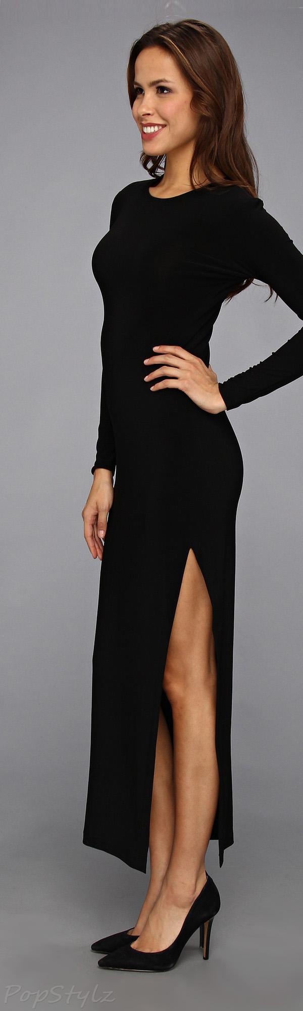 KAMALIKULTURE Shirred Waist Gown