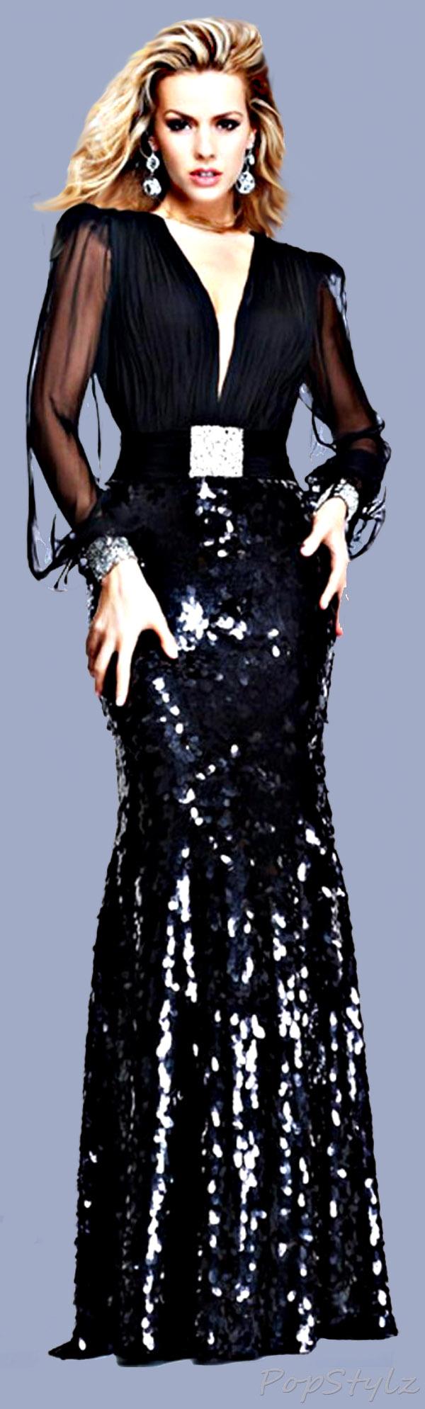 Tarik Ediz 81058 2014 Gown