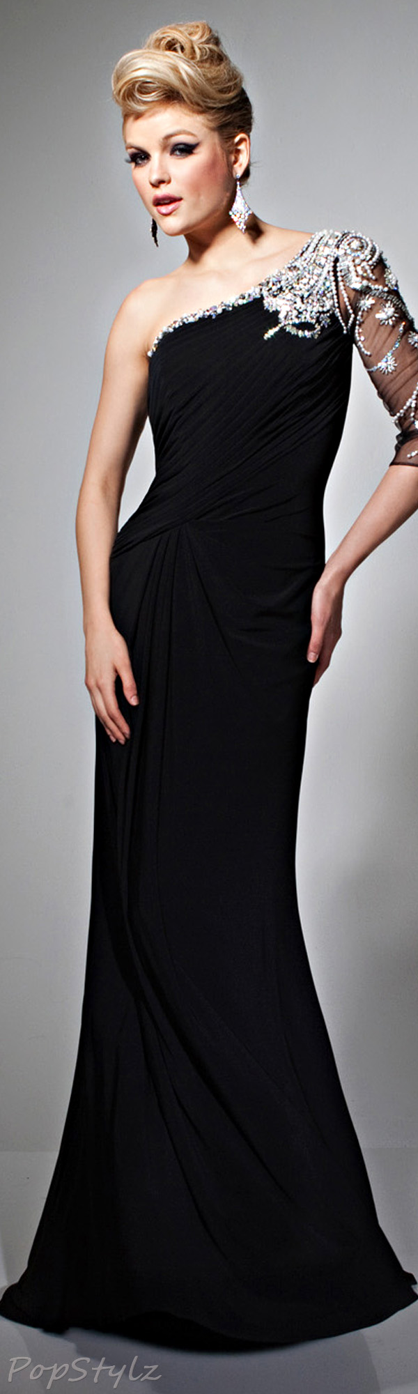 Tony Bowls TBE21366 Evening Gown
