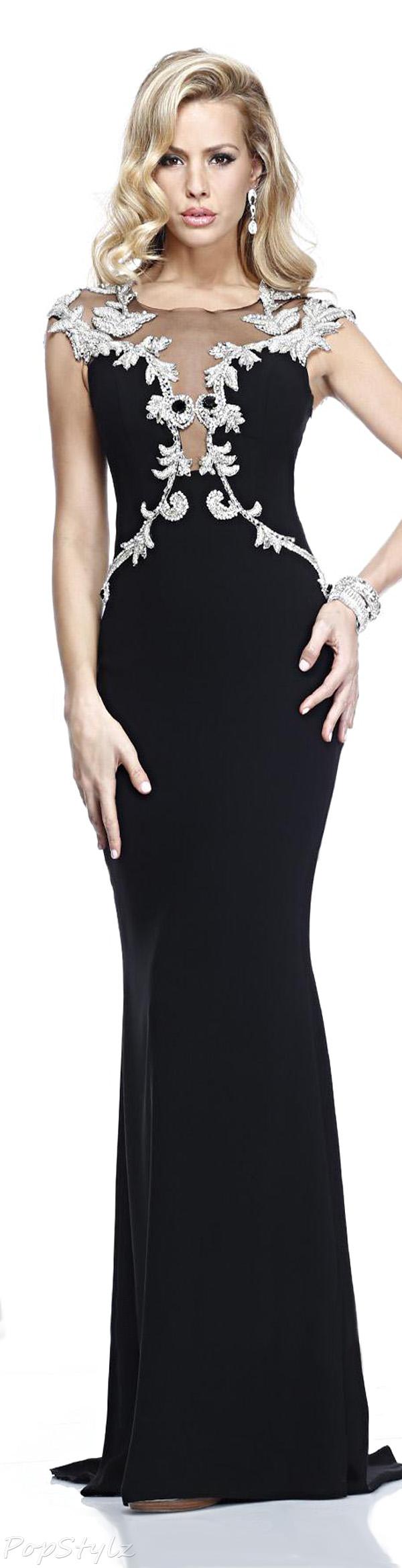 Tarik Ediz 92208 Evening Gown