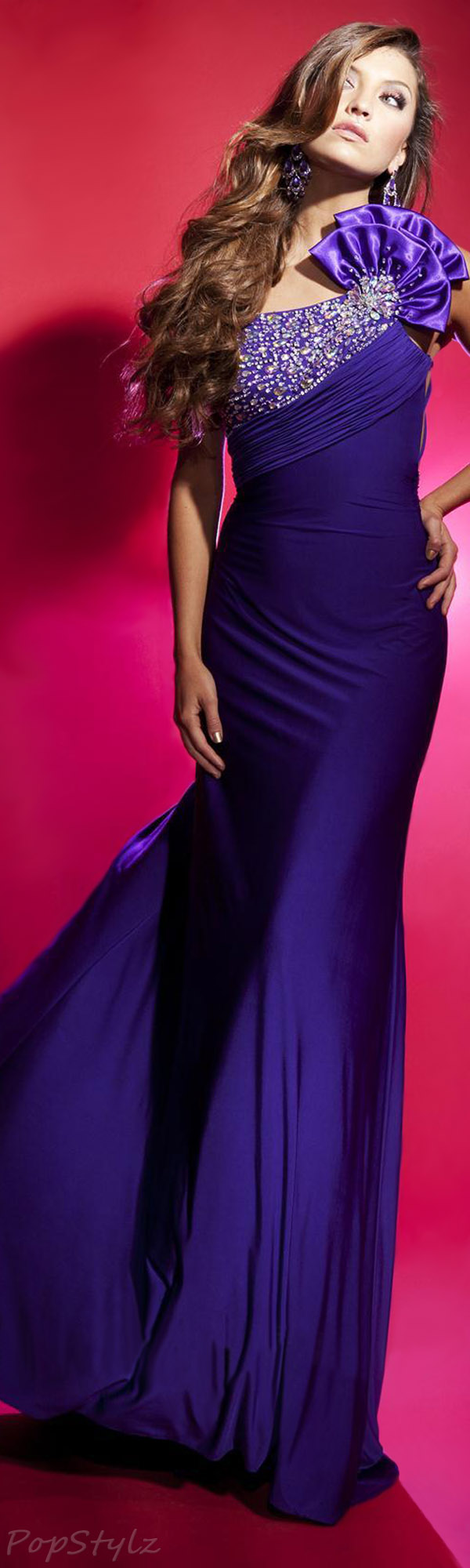 Tony Bowls 112707 Evening Gown