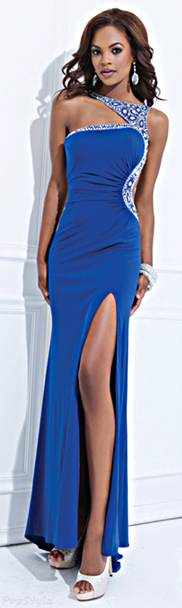 Tony Bowls 114707 Evening Gown