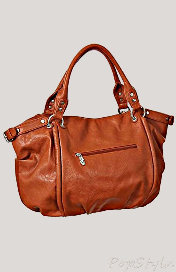 Vitalio Vera ''Alicia'' Oversized Hobo Handbag