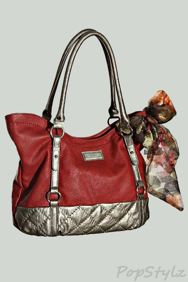 Vitalio Vera ''Carmen'' Tote Handbag