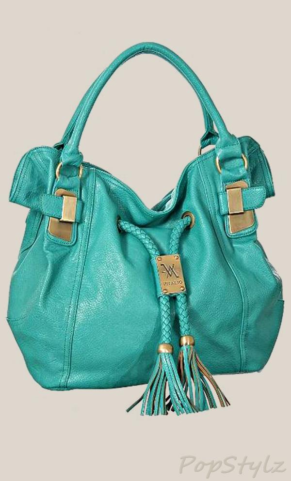 Vitalio Vera ''Savitha'' Large Hobo Handbag