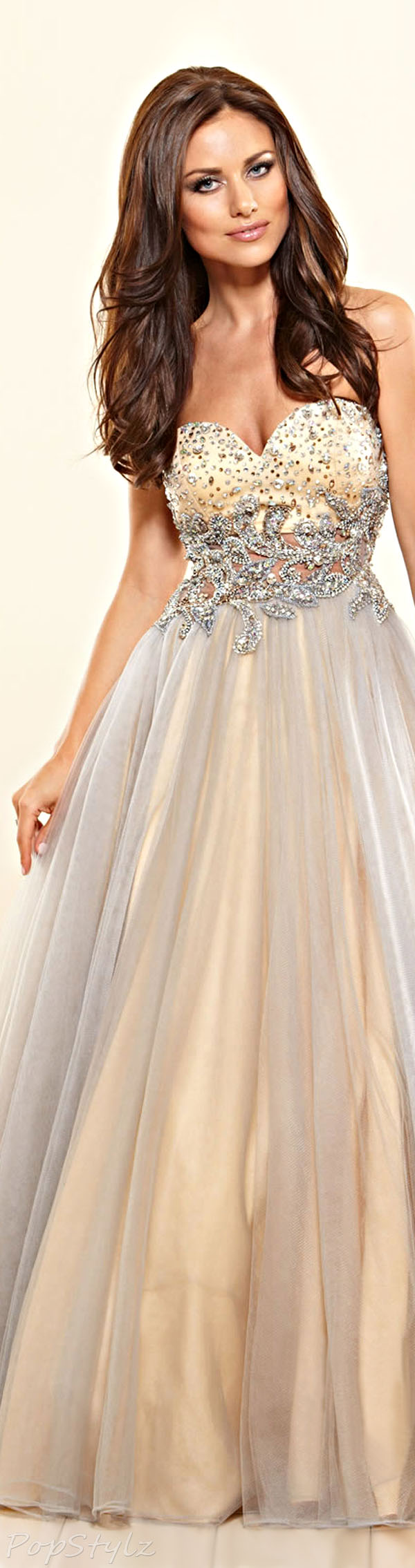 Terani Couture P3089 Evening Gown