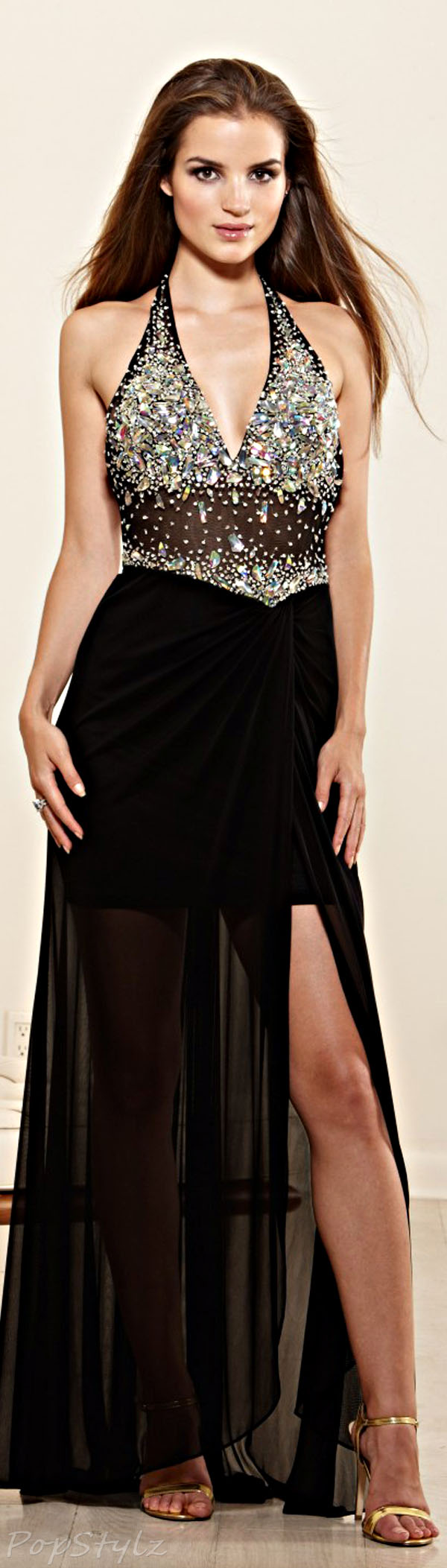 Terani Couture P3144 Evening Gown