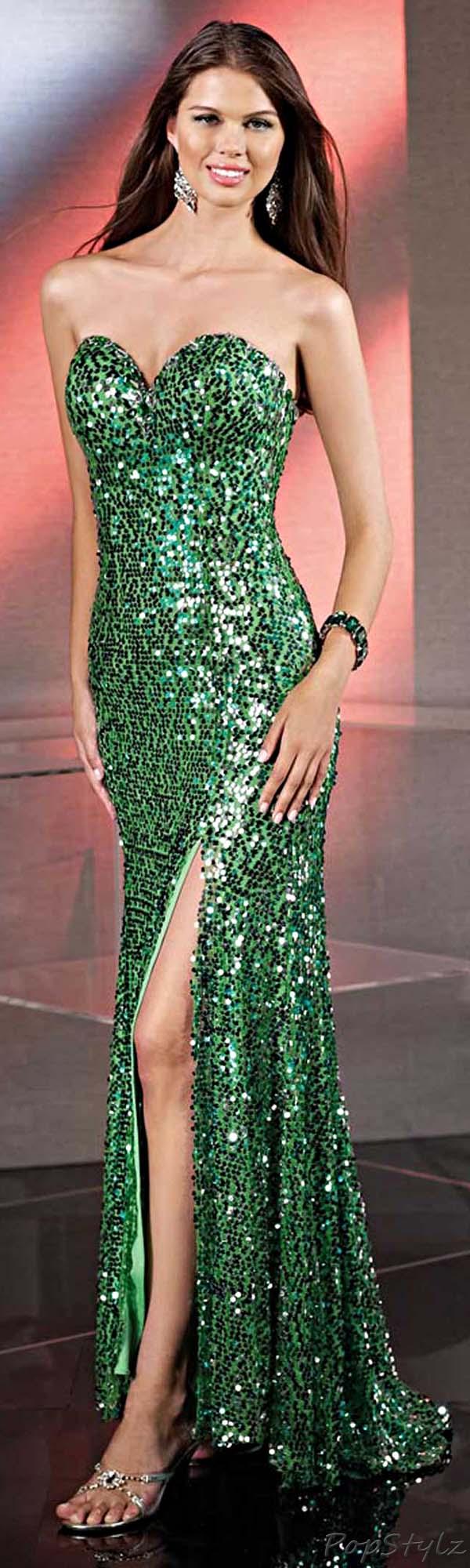 Alyce Designs 35548 Sequin Dress