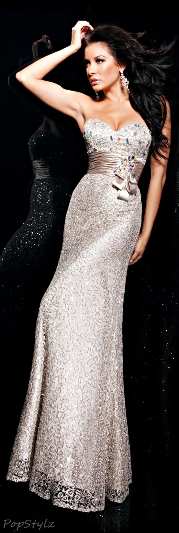 Tony Bowls TBE11334 Evening Gown