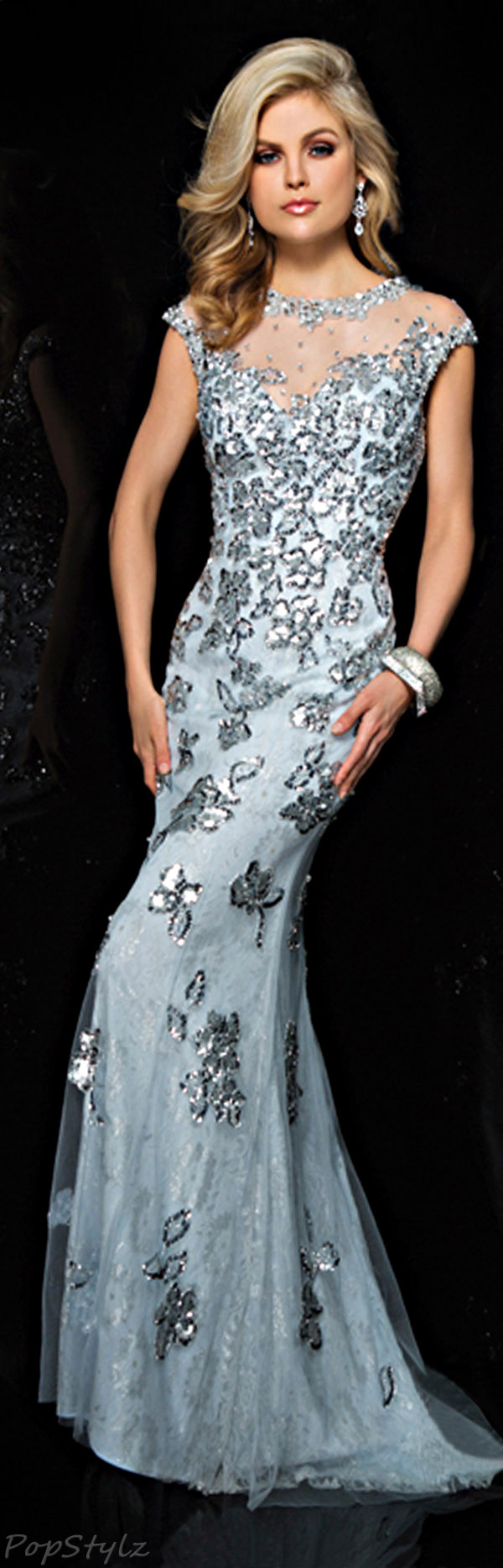 Tony Bowls TBE11420 Evening Gown