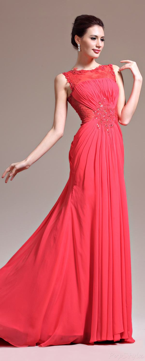 eDressit 02132502 Overlace Evening Gown