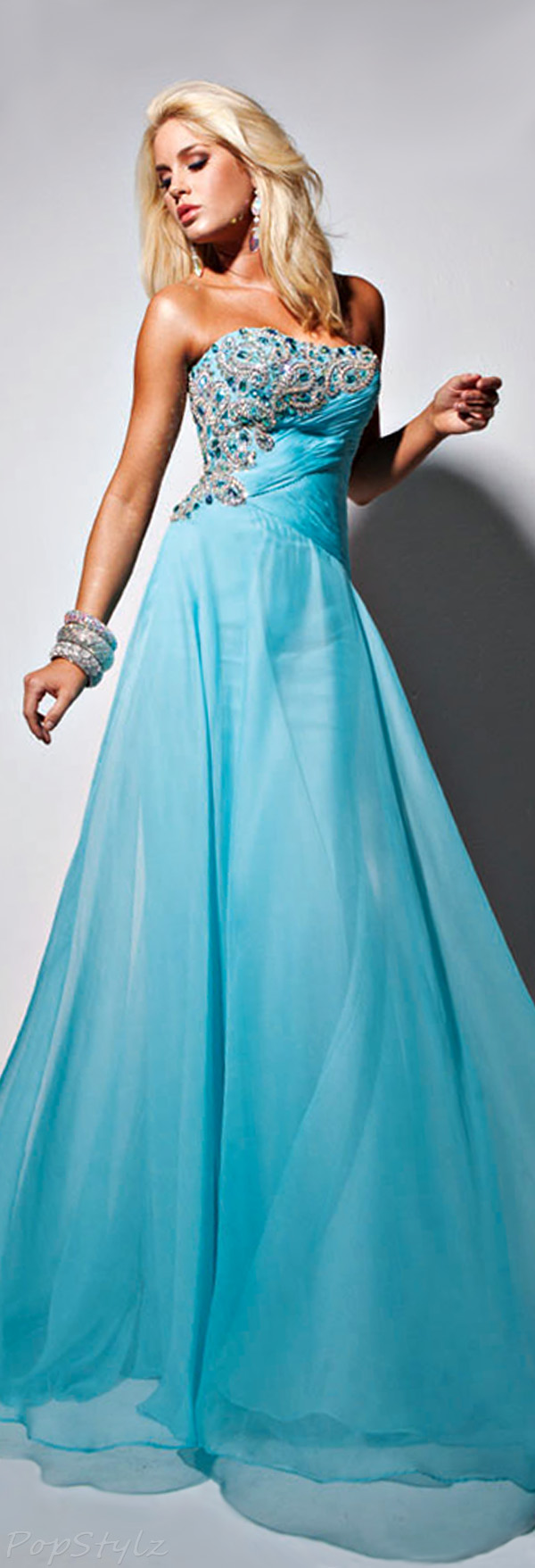 Tony Bowls 113553 Evening Gown