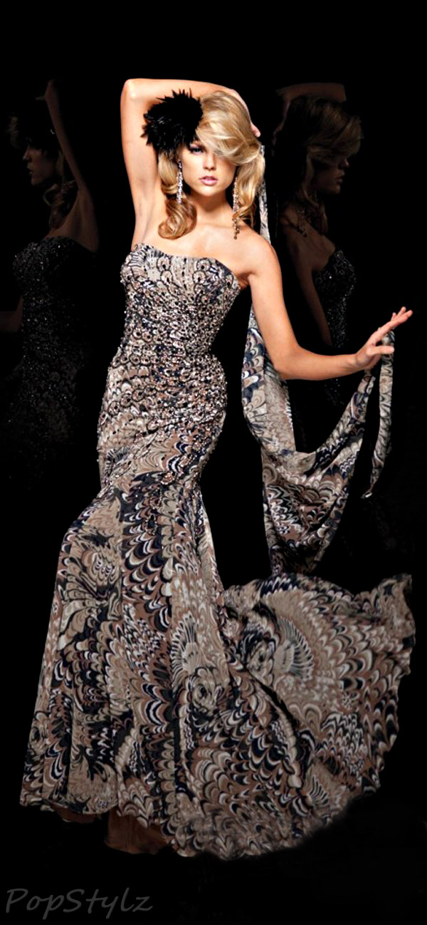 Tony Bowls TBE21101 Evening Gown