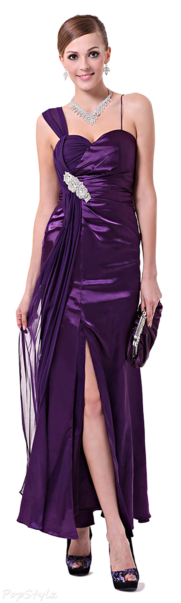 Ever Pretty 09776 Sweetheart Long Dress