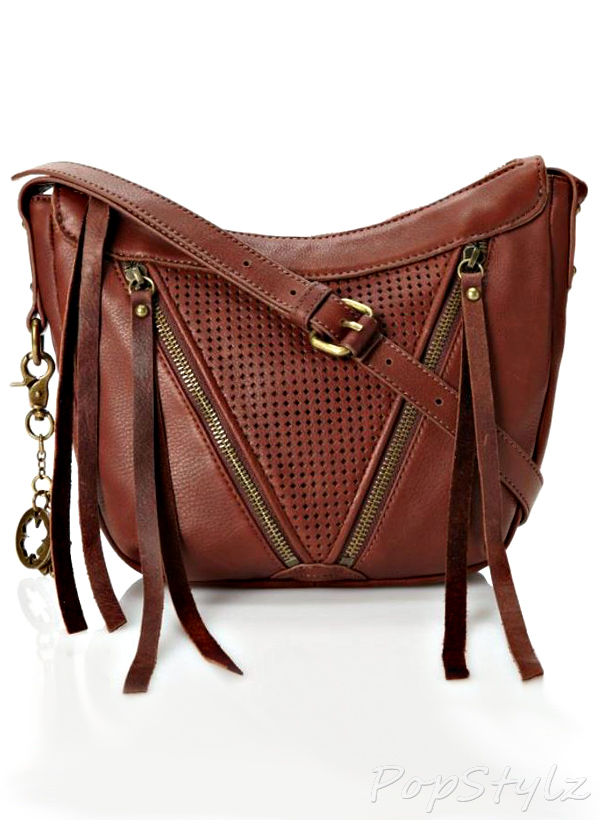 Lucky Brand Denver Leather Cross Body Bag