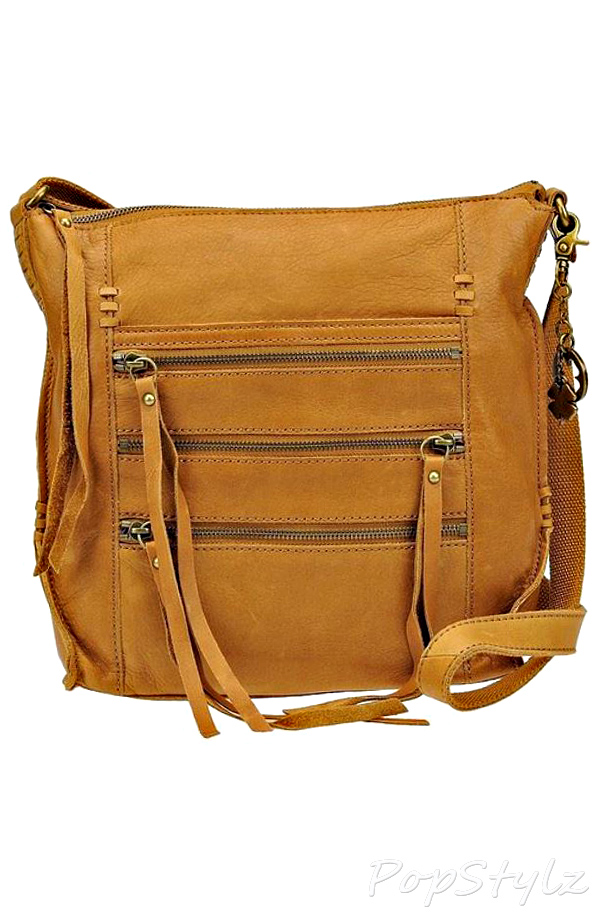 Lucky Brand Shannon Leather Crossbody Bag