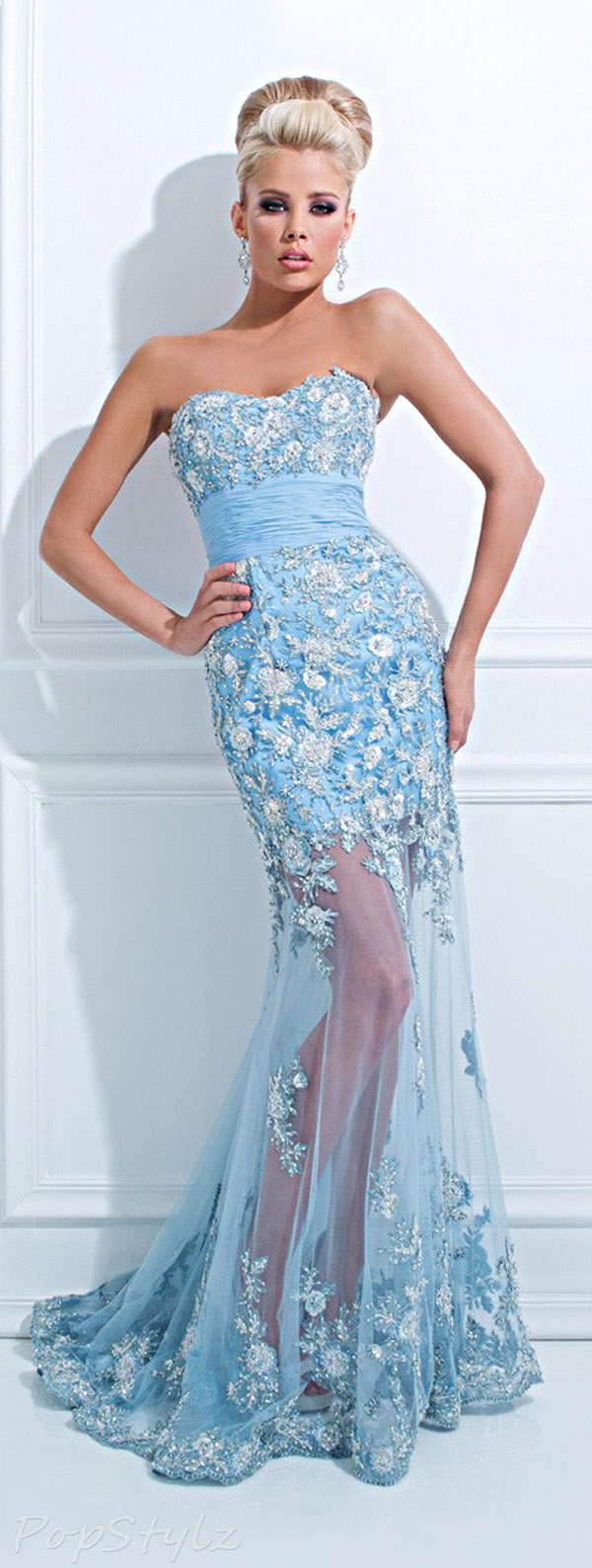 Tony Bowls TBE11432 Evening Gown