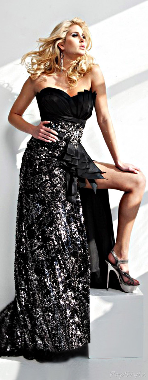 Tony Bowls TBE21102 Evening Gown