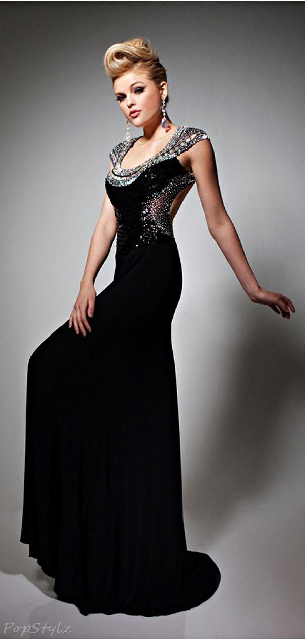 Tony Bowls BE21391 Evening Gown