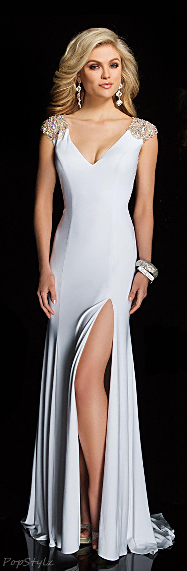 Tony Bowls TBE11417 Elegant Evening Gown