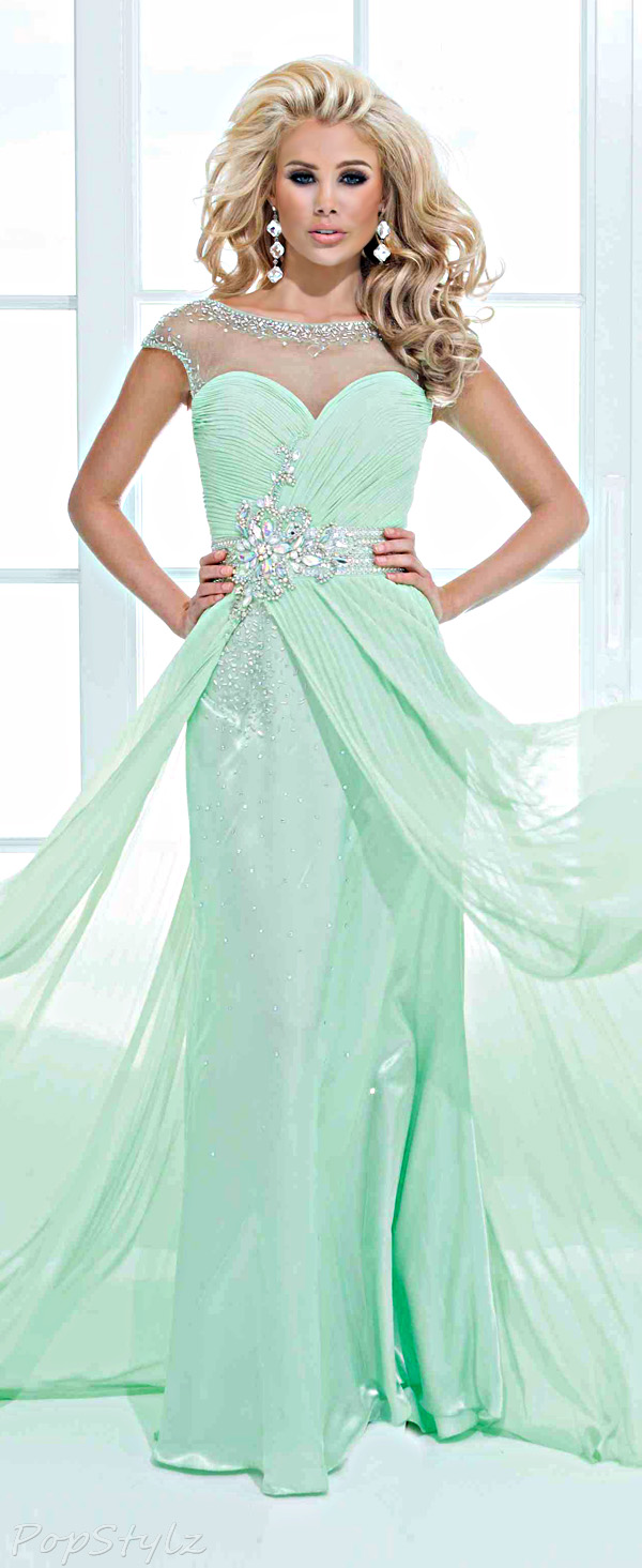 Tony Bowls TBE11440 Flowing Gown
