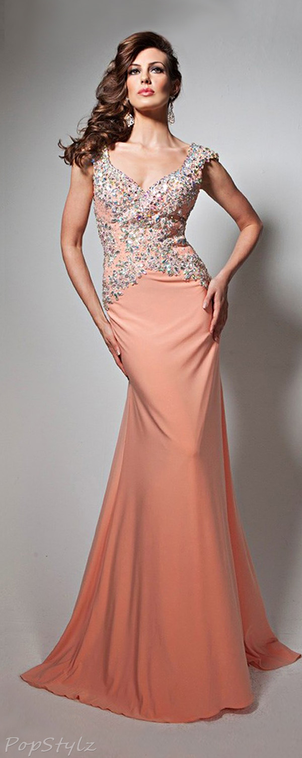 Tony Bowls TBE21373 Evening Gown
