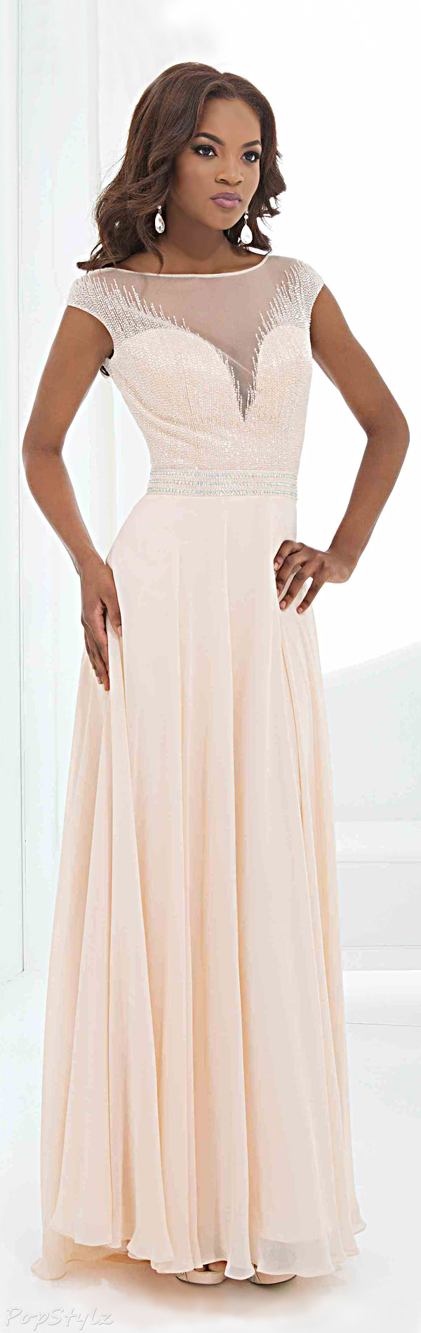 Tony Bowls TBE11411 Sweet Evening Gown