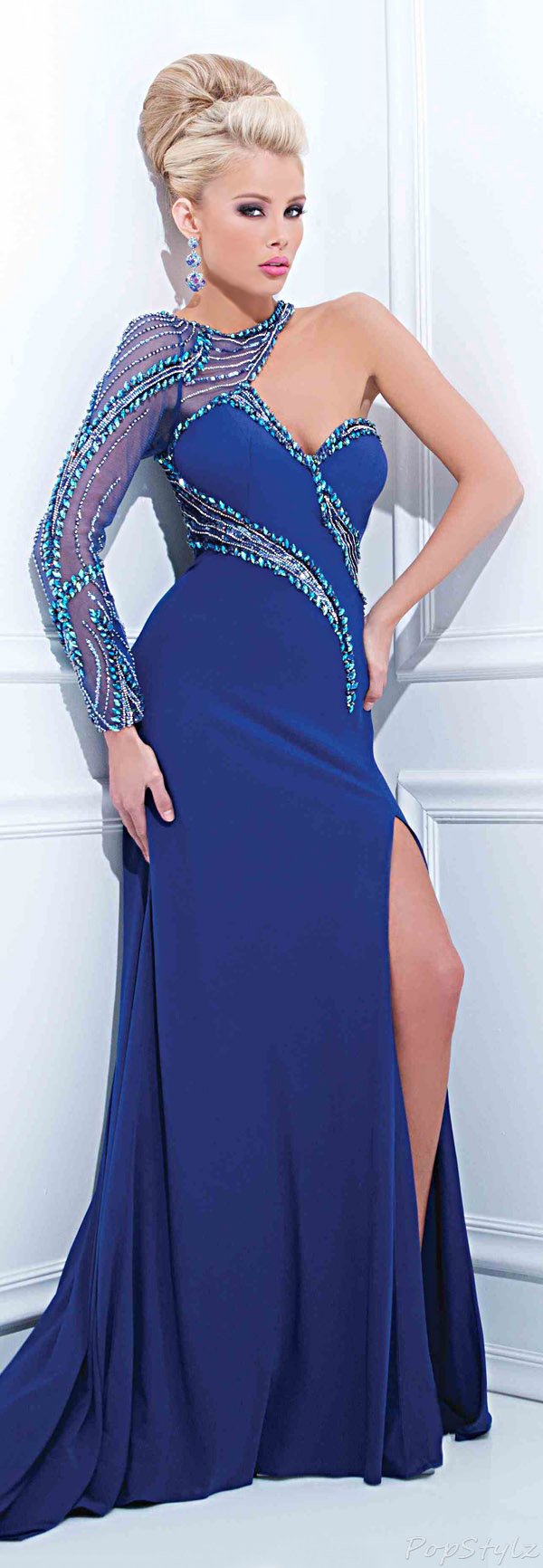 Tony Bowls TBE11413 Evening Gown