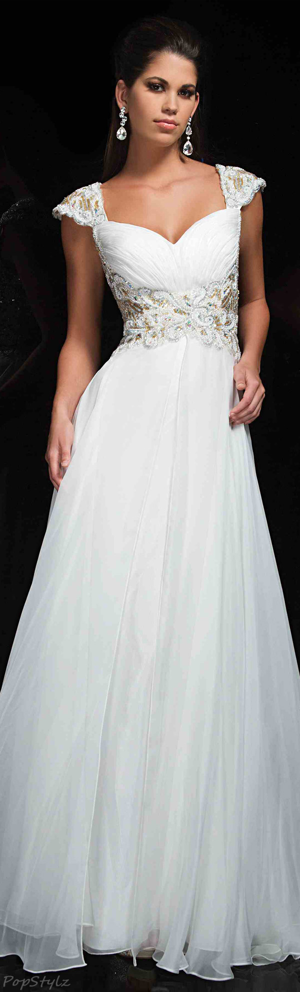 Tony Bowls TBE11442 Long Evening Gown