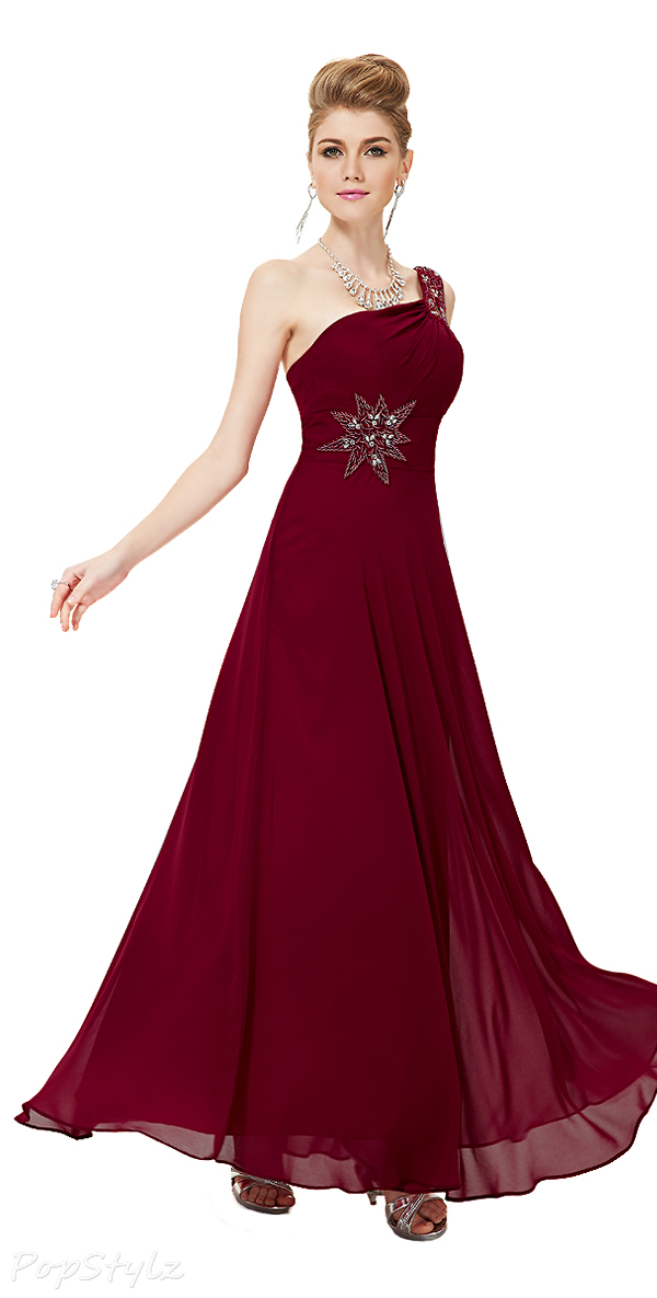Ever Pretty 08079 Elegant Rhinestones Long Evening Dress