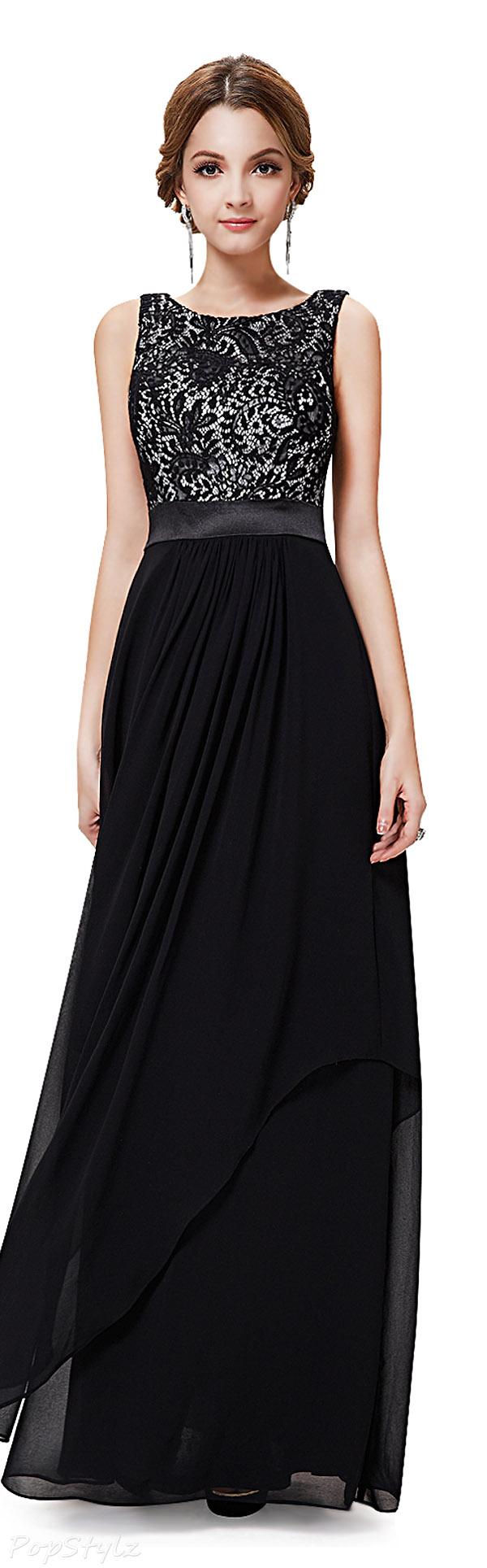 Ever Pretty 08217 Elegant Sleeveless Evening Dress