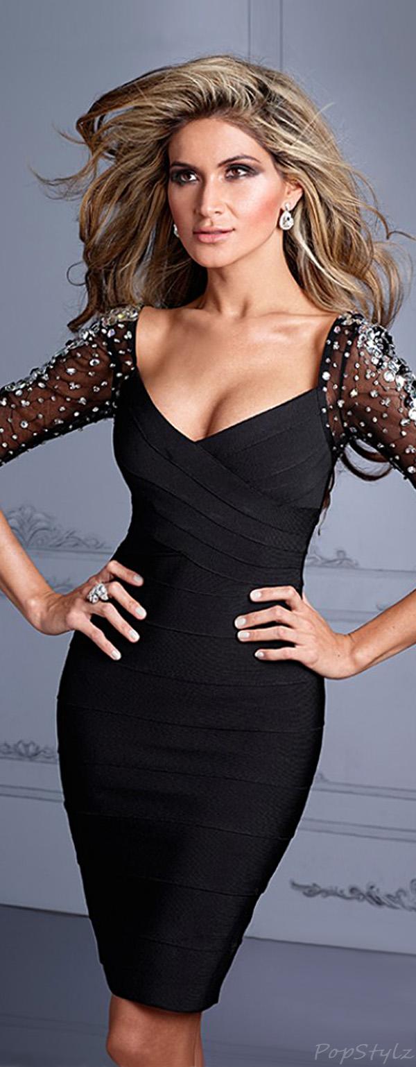 Terani Couture C2045 cocktail Dress