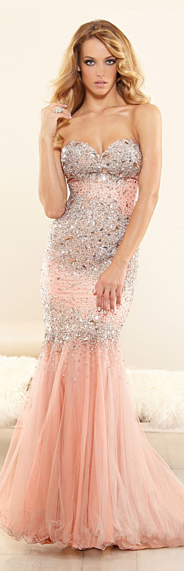 Terani Couture P3123 Evening Gown